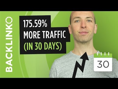 This SEO Strategy = 175.59% More Traffic (NOT CLICKBAIT)